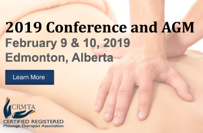 2019 CRMTA Conference and AGM